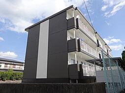 静岡県藤枝市音羽町6丁目の賃貸マンションの外観