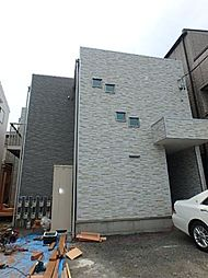 静岡県静岡市駿河区小黒1丁目の賃貸アパートの外観
