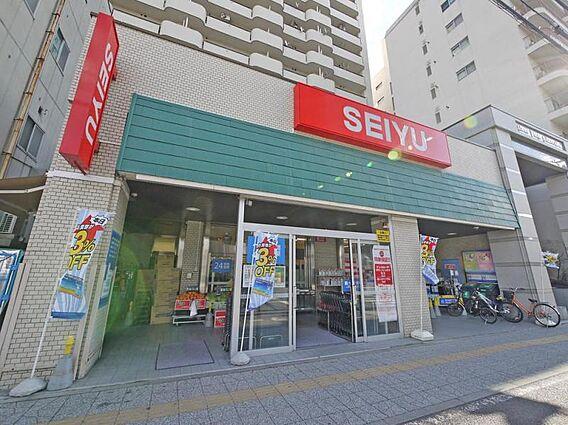 西友 北仙台店...