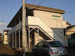 岩手県盛岡市神子田町の賃貸アパートの外観