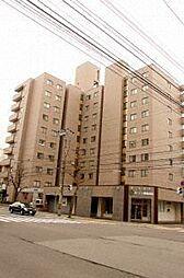 北海道札幌市中央区北二条西25丁目の賃貸マンションの外観