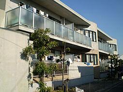 大阪府豊中市上野東3丁目の賃貸マンションの外観