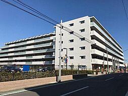 千葉県千葉市稲毛区天台1丁目の賃貸マンションの外観