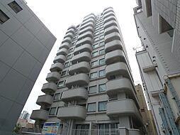 アルファコンフォート福岡西新[4階]の外観