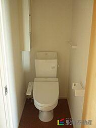 ボワモンターニュのトイレ
