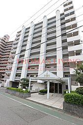 福岡県福津市中央3丁目の賃貸マンションの外観
