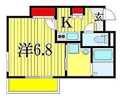 (仮称)本郷町メゾン[3階]の間取り