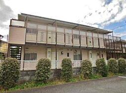 埼玉県和光市白子2の賃貸アパートの外観