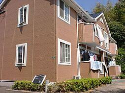 福岡県中間市中央1丁目の賃貸アパートの外観