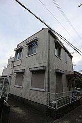 戸井ハイツ[1階]の外観