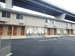 フォレスト上野山[1階]の外観