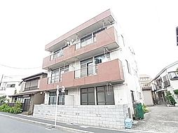 東京都足立区青井1丁目の賃貸マンションの外観