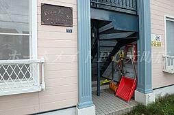 北海道札幌市東区北二十三条東21丁目の賃貸アパートの外観