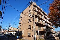 埼玉県熊谷市曙町4丁目の賃貸マンションの外観