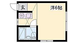 鈴蘭台駅 2.1万円