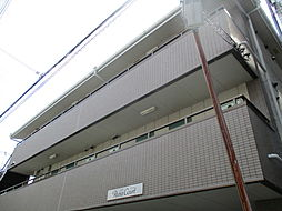 大阪府寝屋川市大利町の賃貸マンションの外観