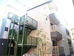 グランバニエB[2階]の外観