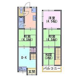 【敷金礼金0円!】貸家 淀美豆町251-100