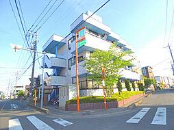 埼玉県川口市三ツ和2丁目の賃貸マンションの外観