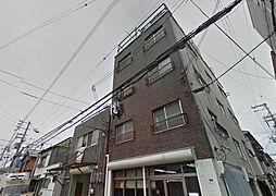 兵庫県神戸市長田区腕塚町10丁目の賃貸マンションの外観