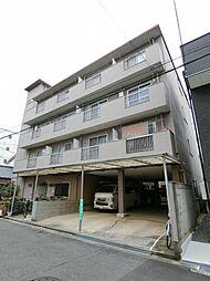 大栄マンション[3階]の外観