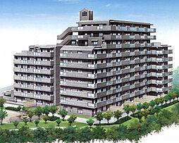 リベール神戸WEST[10階]の外観
