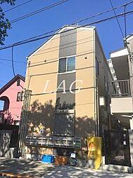 サークルハウス浮間壱番館[1階]の外観