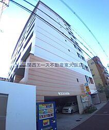 大阪府大東市住道2丁目の賃貸マンションの外観