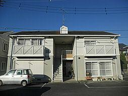 アミニティ湘南C[202号室]の外観