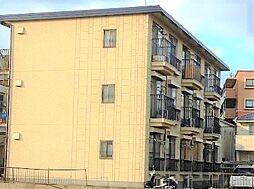 ベルマンション[3階]の外観