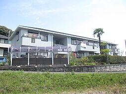 奈良県奈良市秋篠町の賃貸アパートの外観