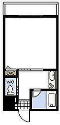 東海第1ビル[506号室]の間取り