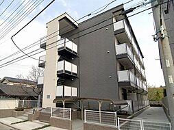 東京都板橋区新河岸3丁目の賃貸マンションの外観