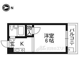 【敷金礼金0円!】京都地下鉄東西線 二条城前駅 徒歩5分