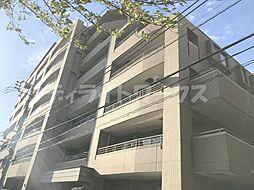 コスモ志村坂上パークビュー[6階]の外観