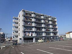 長崎県諫早市八天町の賃貸マンションの外観