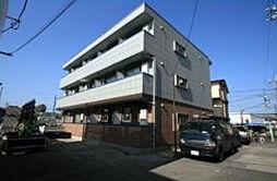 千葉県船橋市前原東1丁目の賃貸アパートの外観