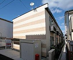 愛知県名古屋市瑞穂区雁道町3丁目の賃貸アパートの外観