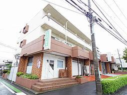 埼玉県所沢市小手指町2丁目の賃貸マンションの外観