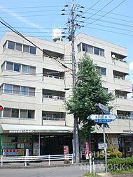 京福修学院第二マンション[203号室号室]の外観