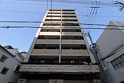 プレサンス三宮駅前プライムタイム[1001号室]の外観