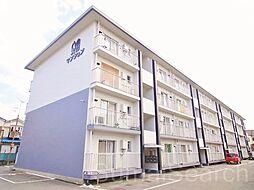 大阪府堺市東区菩提町5丁の賃貸マンションの外観