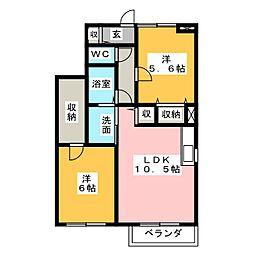 妙興寺駅 5.4万円