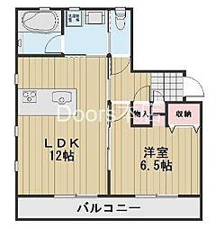 北長瀬駅 6.2万円