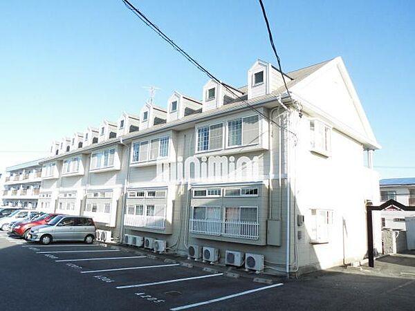 シェリール・ミニC 2階の賃貸【愛知県 / 知立市】