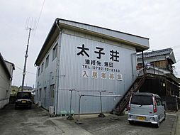 兵庫県姫路市香寺町溝口の賃貸アパートの外観