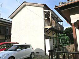 遠藤アパート[202号室]の外観