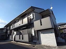 兵庫県神戸市西区宮下1丁目の賃貸アパートの外観