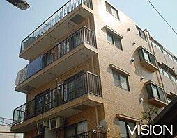 ライオンズマンション亀戸第5[3階]の外観