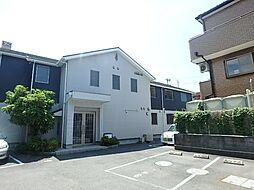 大阪府和泉市府中町8丁目の賃貸アパートの外観